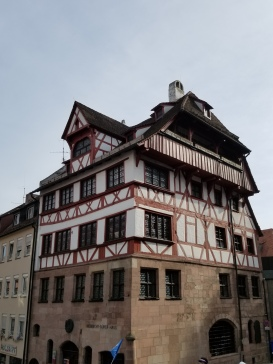 Albrecht Durer's House, Nuremberg