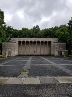 Ehrenhalle Memorial to German soldiers lost in WWI, Berlin