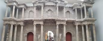 Market Gate of Miletus, Pergamon Museum, Berlin