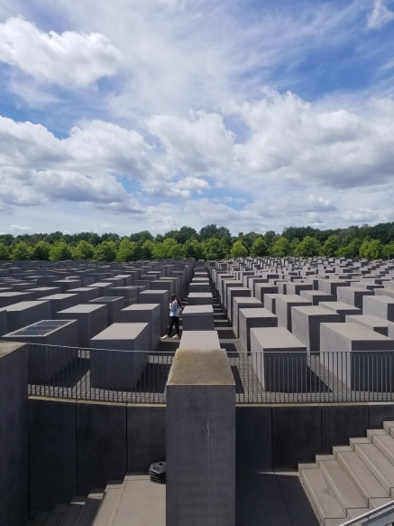 Memorial to Murdered Jews, Berlin