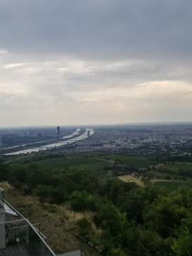 Views from Kahlenberg