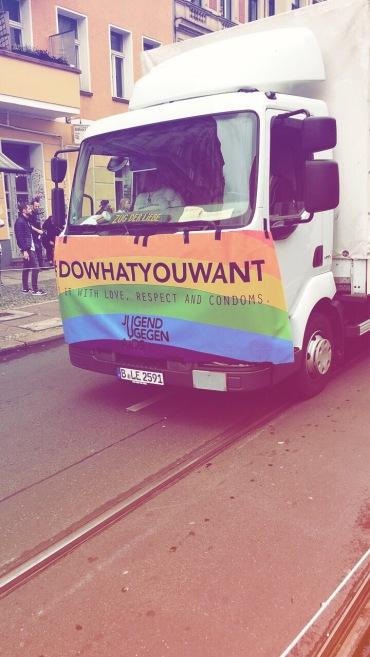 Love Parade, Berlin