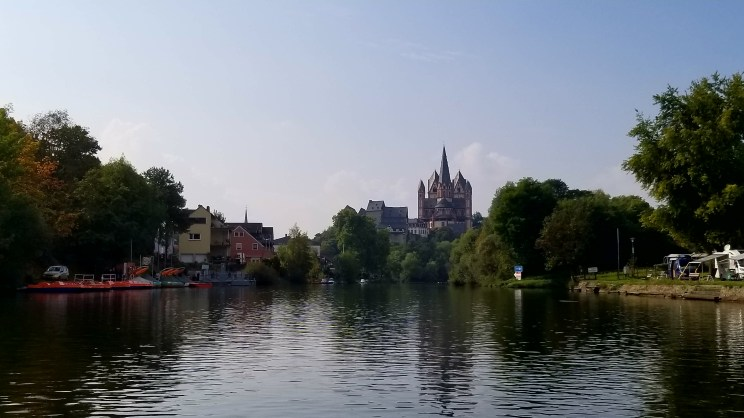 View of the Dom from the river