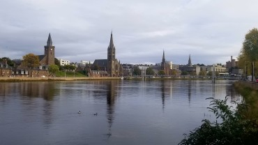 Steeples of Inverness